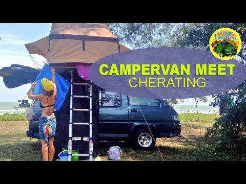S2 EP 5 | The Best Campsite for Surf Season | Cherating Vanlife