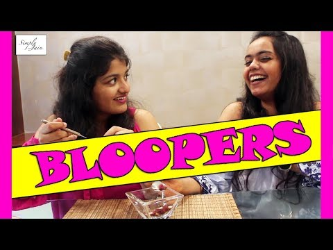 BLOOPERS : Product Review 1   Simply Jain