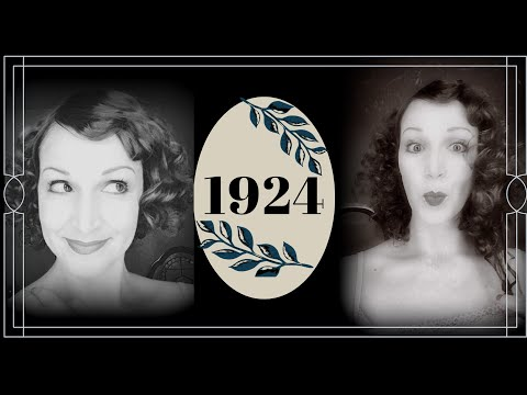 1920's Hair & Makeup-1924-Norma Shearer Inspired