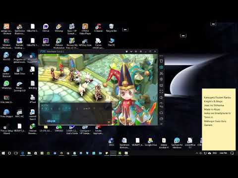 HOW TO PLAY SEAL NEW WORLD ON YOUR PC AND LAPTOP USING NOX