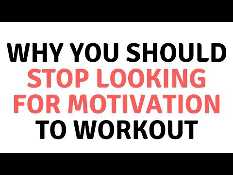 Why You Should Stop Looking for Motivation to Workout [The Daily Strength, Ep. 10]