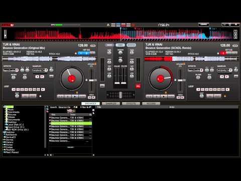 Virtual DJ Tutorial: Transitioning into A Drop