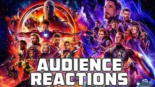 Download Avengers Infinity War & Endgame {SPOILERS} California: Audience Reactions | April 25, 2019 Video