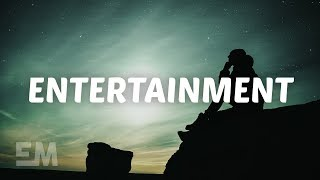 Corey Harper - Entertainment (Lyrics)