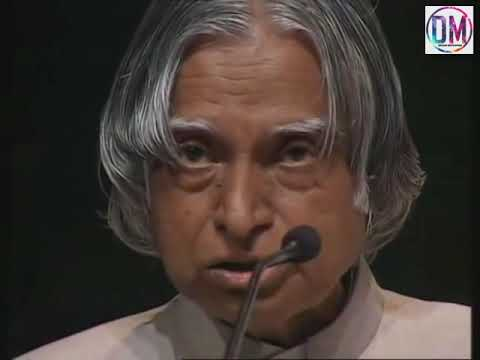 A.P.J.Abdul kalam Inspirational lesson for lifetime- How to manage failure and success