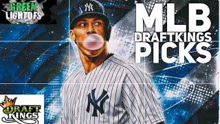 4/6/18 MLB DRAFTKINGS PICKS