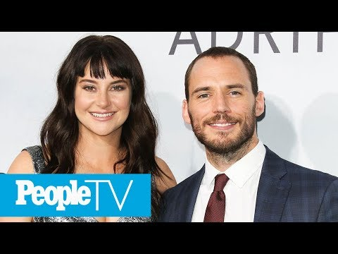 Sam Claflin Says He & Shailene Woodley Had To Hold Each Other's Hair While Filming Adrift | PeopleTV