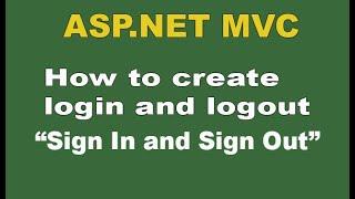 Lập trình ASP NET MVC - Bài 6: Cách đăng nhập với Custom