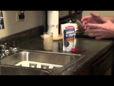 Natural Drain Cleaner - Septic Safe