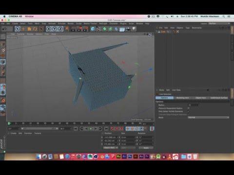 Cinema 4D(C4D) For Beginners 2 Understanding the Interface