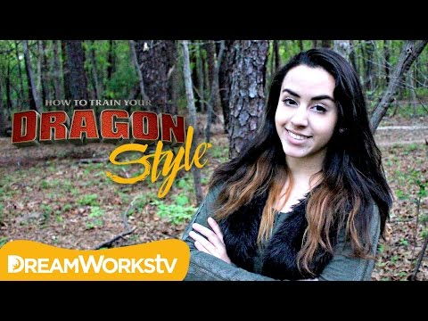 Hiccup and Toothless Inspired Outfits with Rosaliesaysrawr | DRAGON STYLE