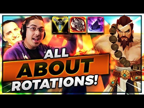 ROTATIONS IS KEY!! | SOME TEAMMATES YOU JUST CAN'T CARRY..... - Trick2G