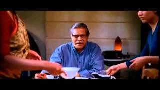 Vicky Donor - Bengali vs Punjabi family
