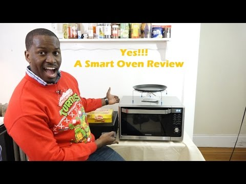 Samsung Convection Microwave Smart Oven Review Cooking Tips