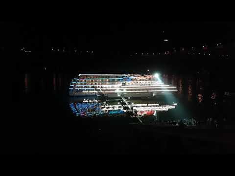 Yangze river cruise boat Goddess #1