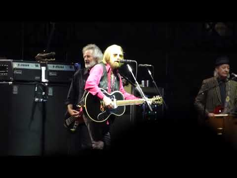 Tom Petty & The Heartbreakers - Learning to Fly - 9/17/2017 - KAABOO - Del Mar, CA