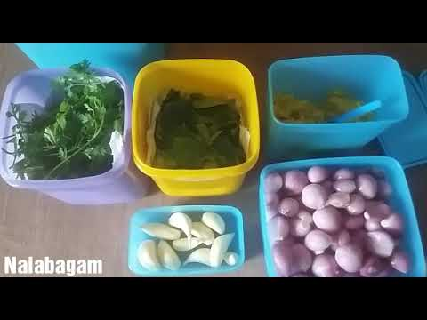 How to store in fridge / kitchen tips / tamil recepies /easy cooking/ Nal-41