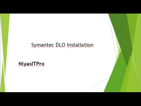 How To Create Profile and Storage   Symantec Desktop and Laptop Options   Video 3