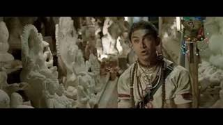 PK emotional Scene (Amir Khan & God)