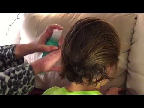 ASMR ~ Styling Little Girls Short Wet Hair / Nanaroriasmr