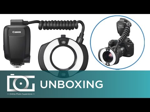 Macro Photography | CANON MR-14ex II Macro Ring Lite For Close Up Macro Photography
