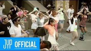 "Wonder Girls ""Like this"" M/V"