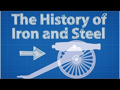 The History of Iron and Steel