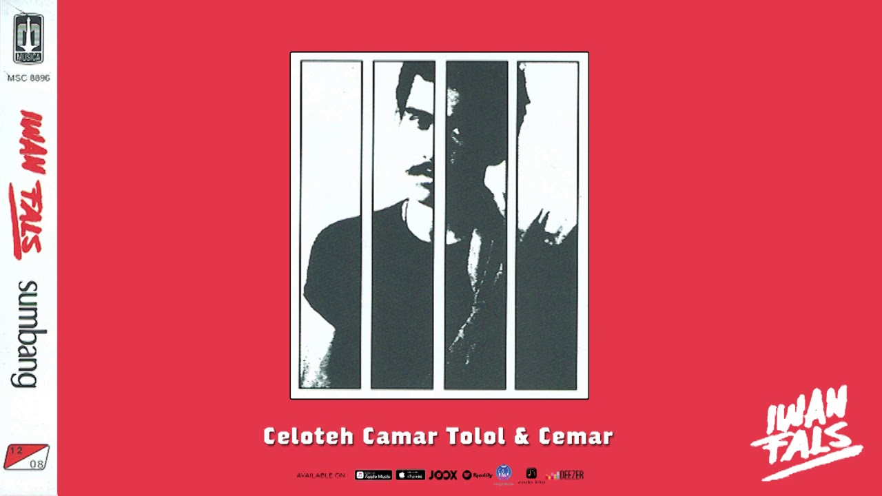 Download Iwan Fals - Celoteh Camar Tolol & Cemar (Official Audio) MP3 Gratis