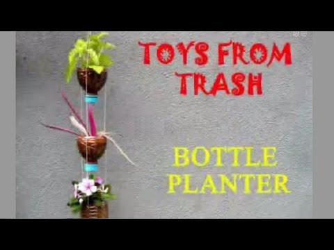 Bottle Planter | Nepali