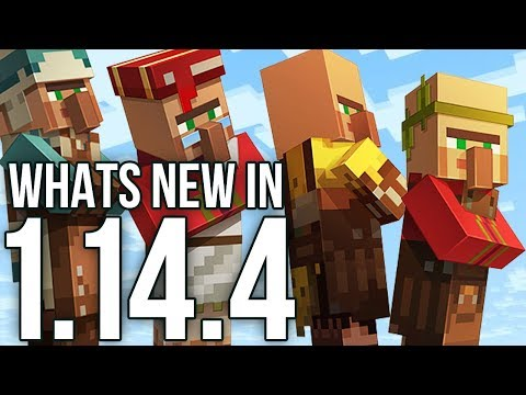 Xxx Mp4 Whats New In Minecraft 1 14 4 Java Edition 3gp Sex