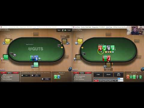 Pot Limit Omaha Micro Stakes Coaching Video Part 2