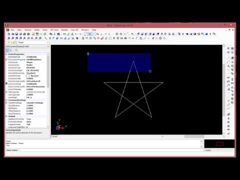 Drawing a 5 Point Star
