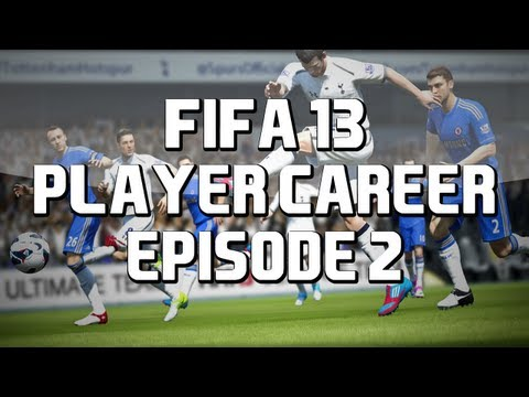 FIFA 13: Player Career #2 - Change of club!