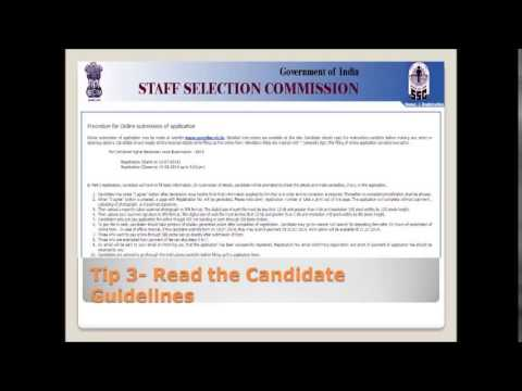 Top 5 Tips To Check SSC Online Web Portal