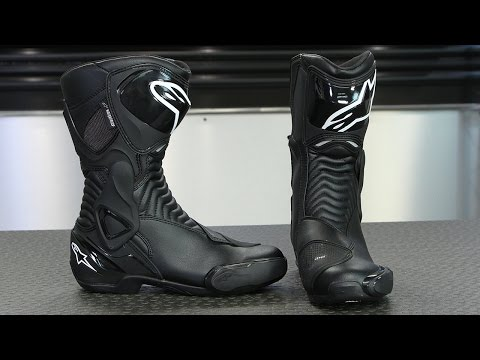 Alpinestars Women's Stella SMX-6 Waterproof Boots | Motorcycle Superstore