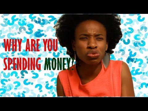 WHY DO COLLEGE STUDENTS SPEND MONEY?