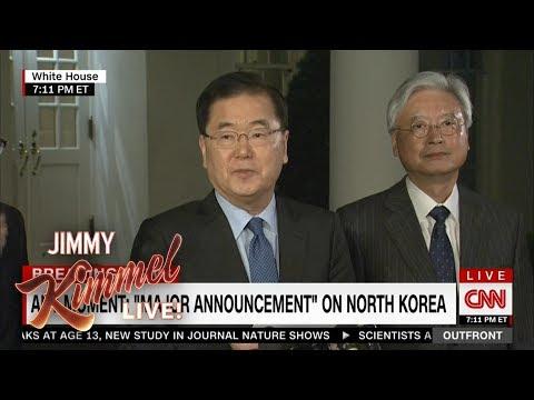 Donald Trump Excited to Meet Kim Jong Un