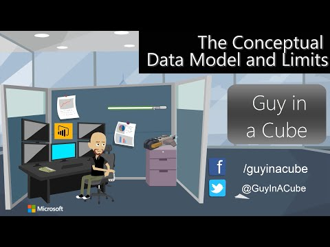 The Conceptual Data Model and Limits
