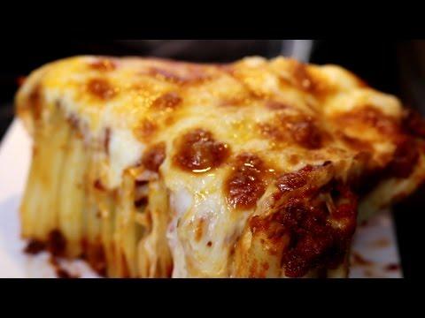 Best Cheesy Rigatoni Pie Recipe