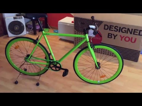 DESIGN YOUR OWN FIXIE BIKE -BY FABRICBIKE