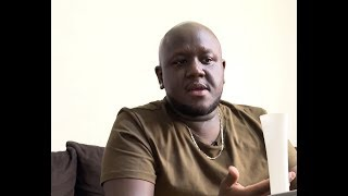 Upclose with DJ Joe Mfalme on WeekendWithBetty