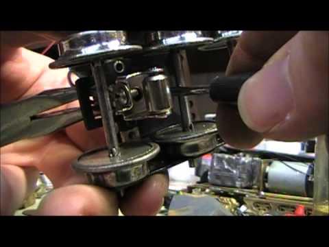 Lionel Passenger Car Restoration - Part 5: Trucks and Polishing