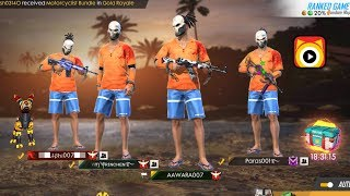 HOW TO RECOVER BANNED ACCOUNT[FREE FIRE] | Music Jinni
