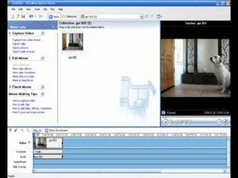How To Clone Yourself Using Windows Movie Maker!