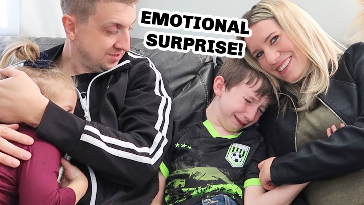 Emotional Cell Phone SURPRISE | 9 Year Old Deserves an IPHONE!