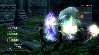 Dynasty Warriors: Strikeforce - Crossover - Fast and Furious (Ryu)