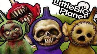 Evil Teletubbies | LittleBigPlanet 3
