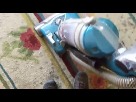 Fix Hoover Windtunnel Roller Brush Not Working