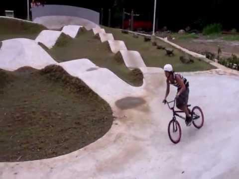 PumpTrack BMX
