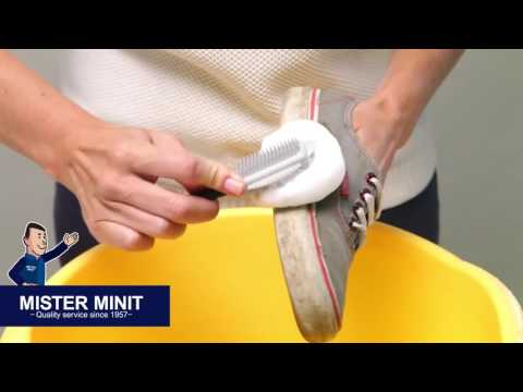 How To Clean Your Sneakers At Home? | MISTER MINIT